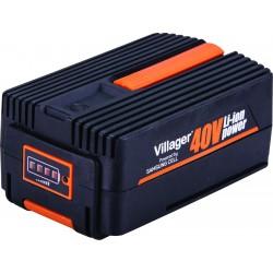 BATERIJA 40V 6.0Ah ZA VILLY 4000E/6000E