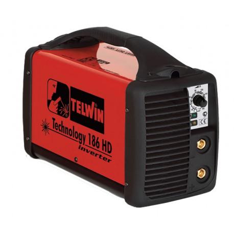 Telwin aparat za zavarivanje inverter Technology 186 HD