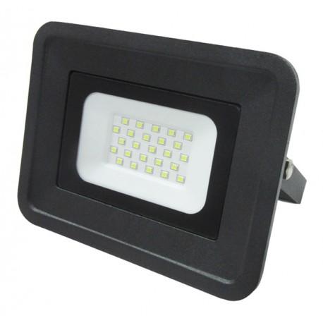 Commel LED reflektor 30W crni IP65 2550lm 6500K