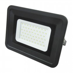 Commel LED reflektor 50W crni IP65 4250lm 6500K