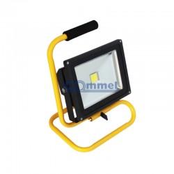 Commel LED reflektor na stalku 10W crni