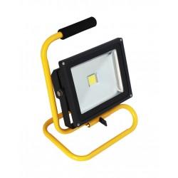 Commel LED reflektor na stalku 30W crni